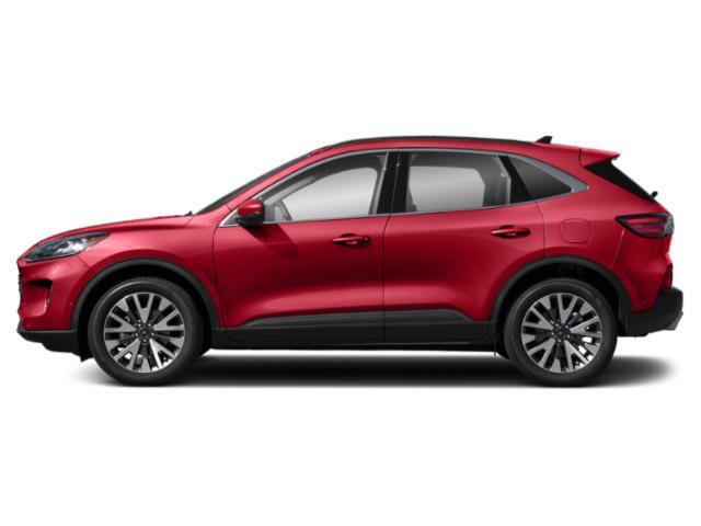 2021 Ford Escape Titanium Hybrid AWD  - $262 B/W