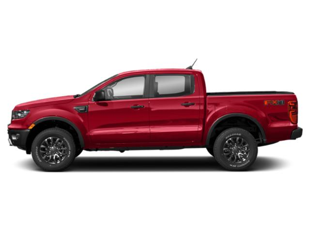 2021 Ford Ranger XL 4WD SuperCrew 5 Box