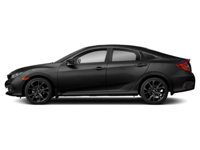 2021 Honda Civic Sport CVT Sedan