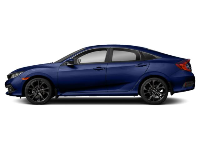 2021 Honda Civic Sport CVT Sedan