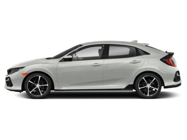 2021 Honda Civic Sport CVT