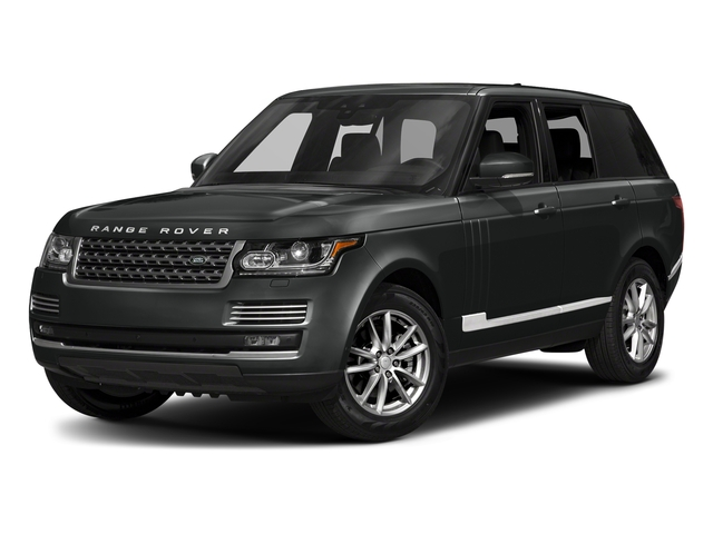 2017 Land Rover Range Autobiography Lwb