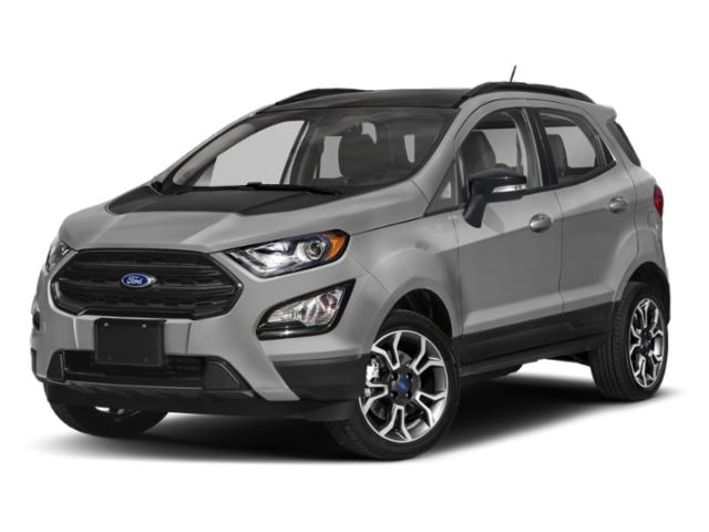 2019 Ford Ecosport Ses Moondust Silver 2 0l Ti Vct Gdi I 4 Engine