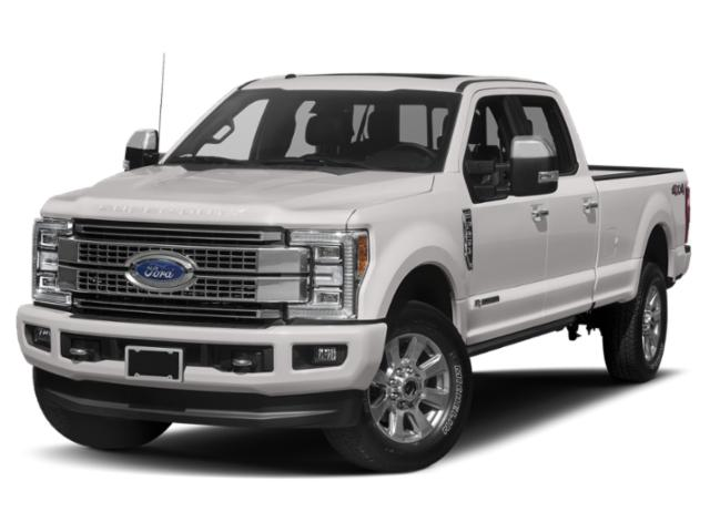 2019 Ford Super Duty F-250 SRW Platinum 4WD Crew Cab 6.75 Box