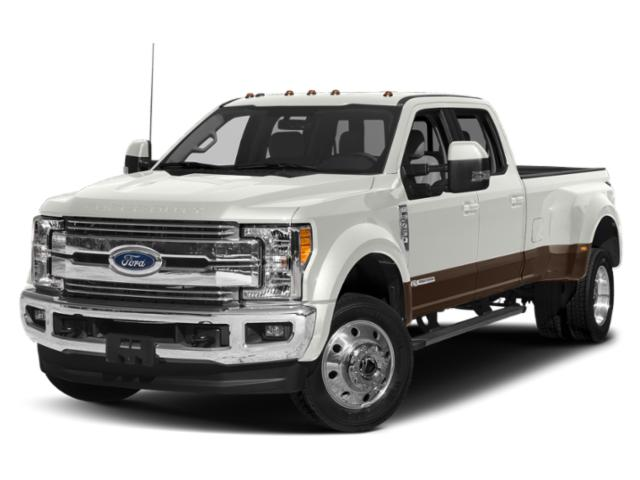 2019 Ford SuperDuty F-450 Limited