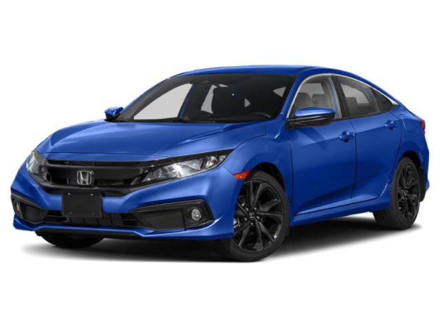 2019 Honda Civic Sport CVT Sedan