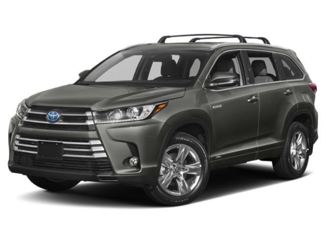 New 2019 Toyota Highlander Hybrid LE serving CO | Fort ...
