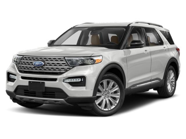2020 Ford Explorer Base RWD