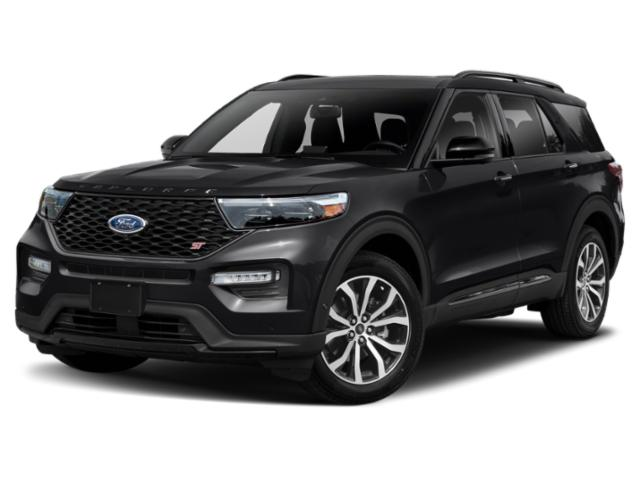 2020 Ford Explorer ST 4WD