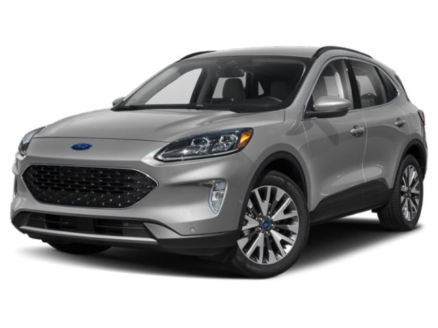 2020 Ford Escape Hybrid Titanium
