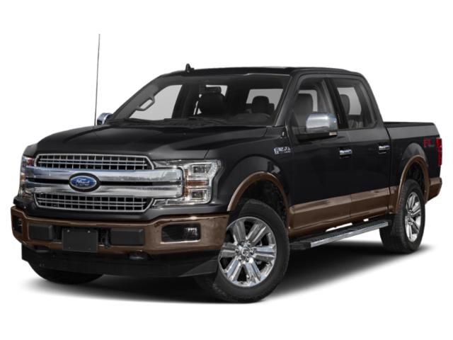 2020 Ford F-150 Lariat  - Navigation - Leather Seats - $416 B/W