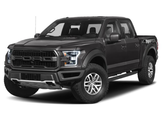 2020 Ford F-150 Raptor 4WD SuperCrew 5.5 Box