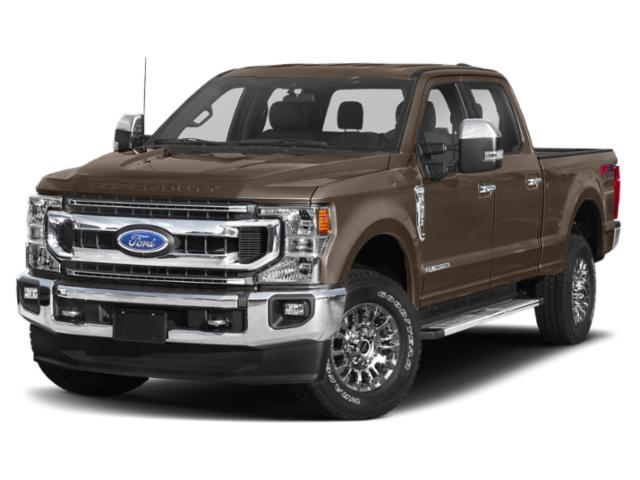 2020 Ford Super Duty F-250 SRW Limited 4WD Crew Cab 6.75 Box
