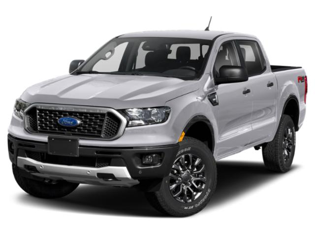 2020 Ford Ranger XLT  - $248 B/W