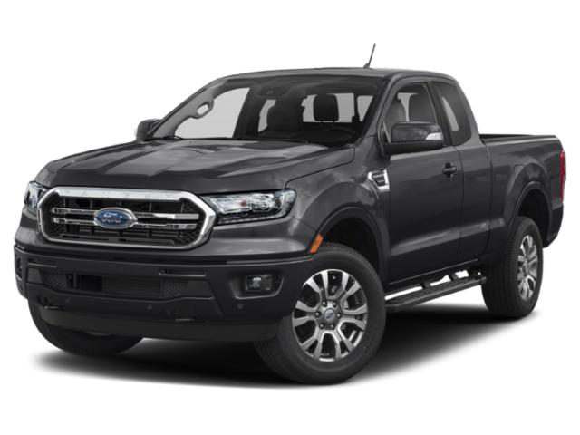 2020 Ford Ranger XL 2WD SuperCab 6 Box