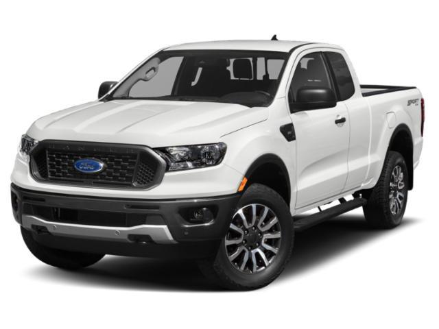 2020 Ford Ranger PK 4X2 2DR SC
