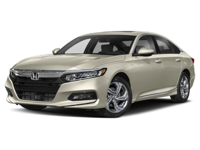 2020 Honda Accord EX-L 2.0T Automatic Sedan