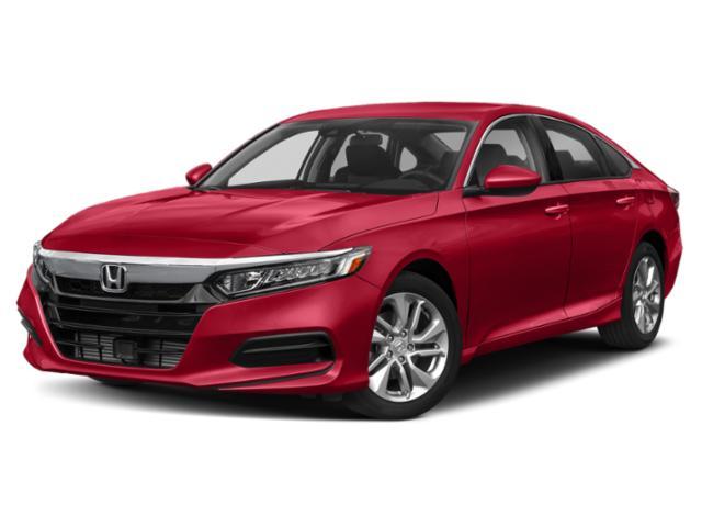 2020 Honda Accord LX 1.5T CVT Sedan