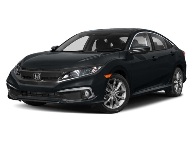 2020 Honda Civic EX-L CVT Sedan