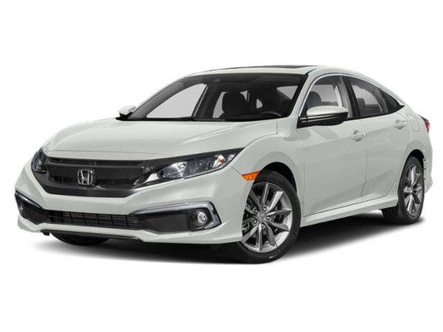 2020 Honda Civic EX-L CVT Sedan