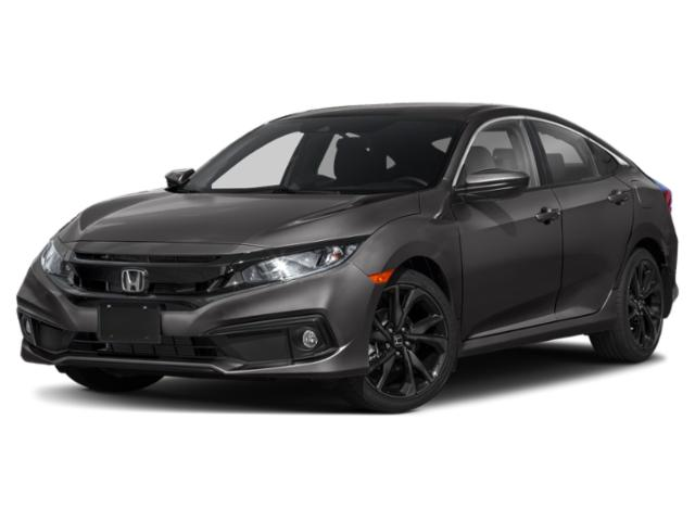 2020 Honda Civic Sport CVT Sedan