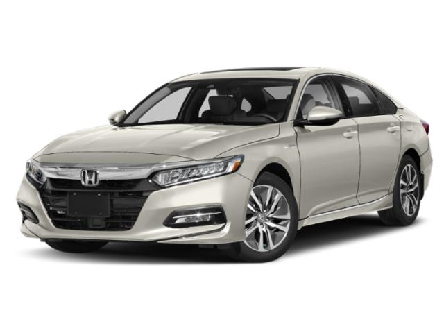2020 Honda Accord EX-L Hybrid Sedan