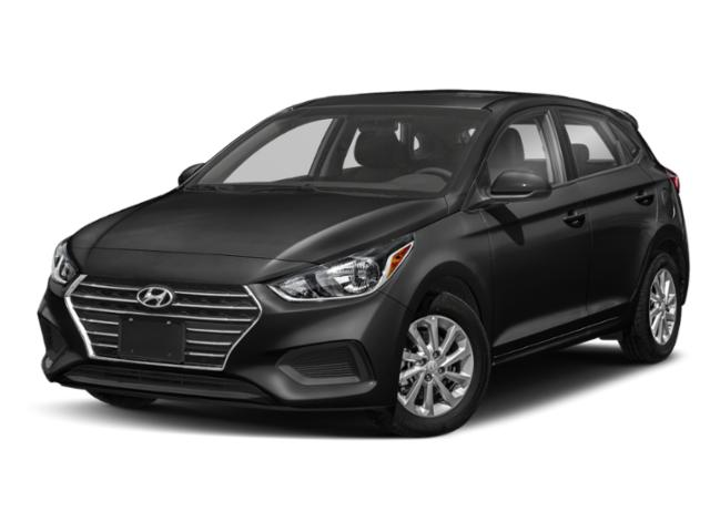 2020 Hyundai Accent Essential w/Comfort Package
