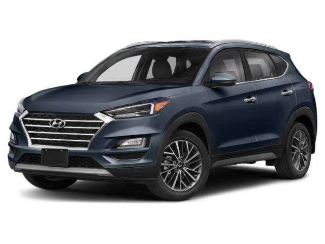 2020 Hyundai Tucson Luxury