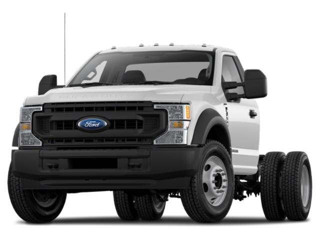 2021 Ford Super Duty F-550 DRW XL 2WD Reg Cab 169 WB 84 CA