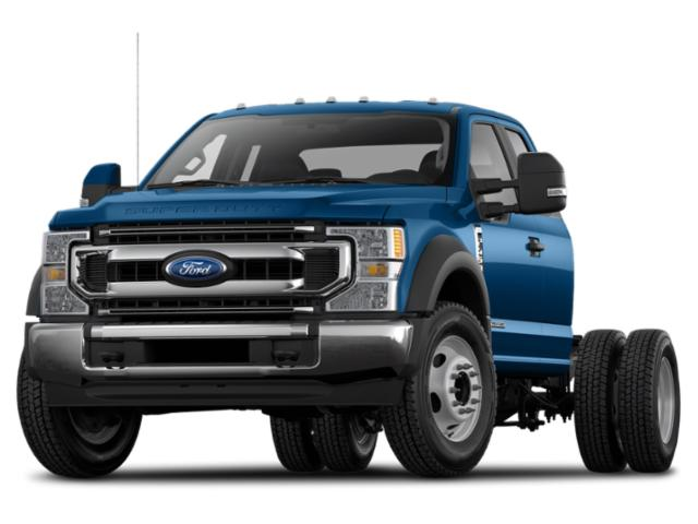 2021 Ford Chassis Cab F-550 XL