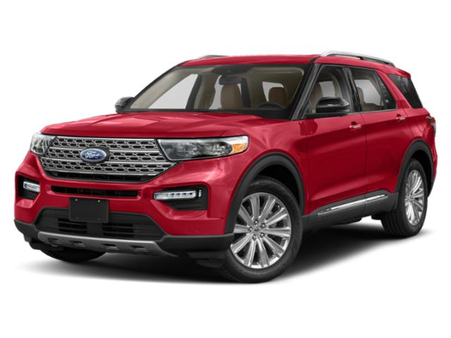 2021 Ford Explorer Limited 4WD