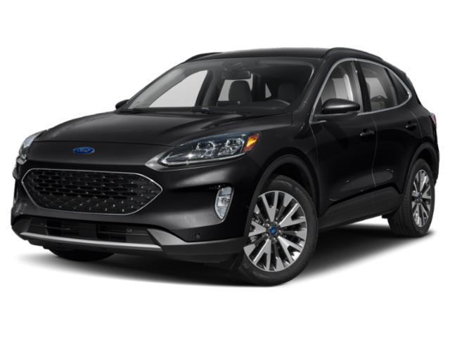 2021 Ford Escape Titanium Hybrid AWD