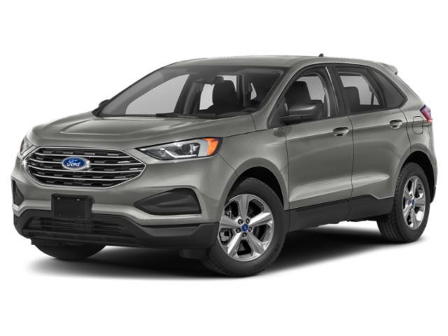 2021 Ford Edge Titanium  - Leather Seats -  Heated Seats - $298 B/W