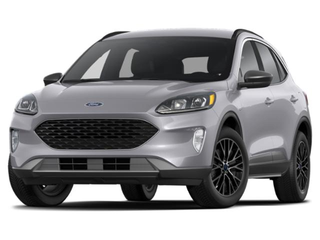 2021 Ford Escape HYBRID SEL Plug-In Hybrid FWD