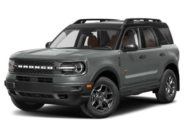 2021 Ford Bronco Sport Big Bend 4x4