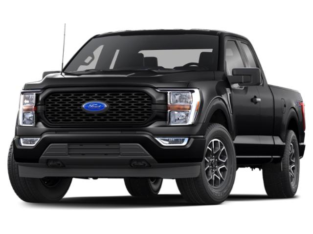 2021 Ford F-150 LARIAT 4WD SuperCab 6.5 Box