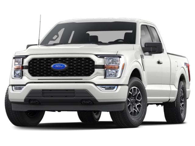 2021 Ford F-150 XLT 2WD SuperCab 6.5 Box