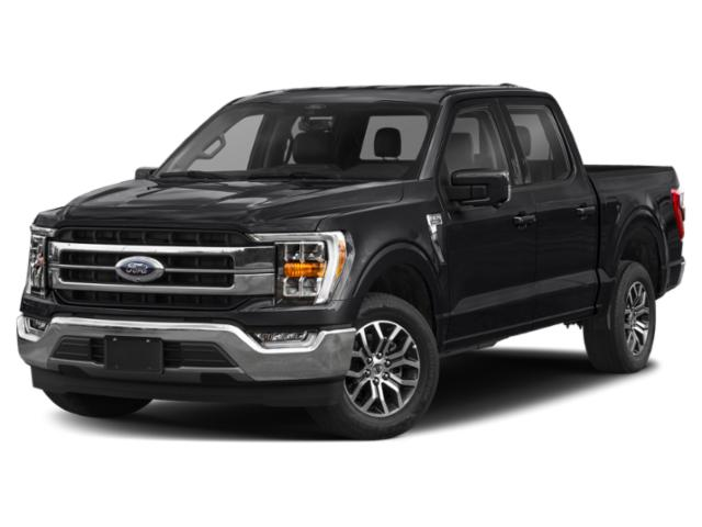 2021 Ford F-150 XLT 2WD SuperCrew 5.5 Box