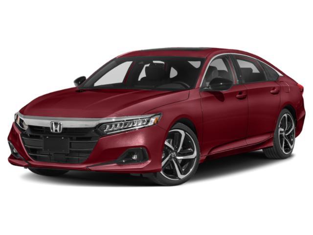 2021 Honda Accord Sport 2.0T Automatic