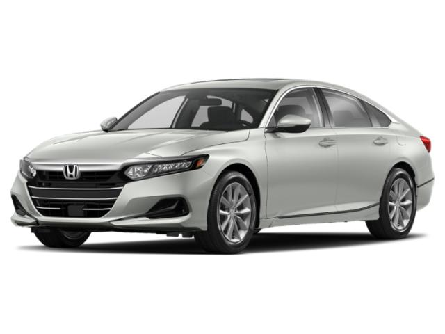 2021 Honda Accord LX 1.5T CVT Sedan