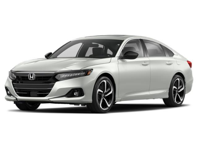 2021 Honda Accord Sedan Sport