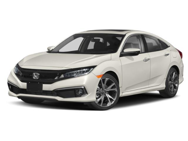 2021 Honda Civic Touring CVT Sedan