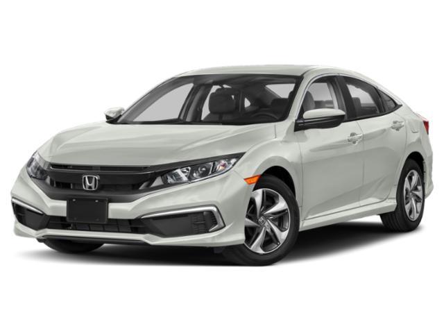 2021 Honda Civic LX CVT Sedan