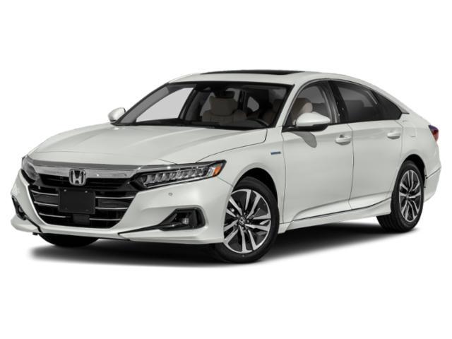 2021 Honda Accord EX-L Hybrid Sedan