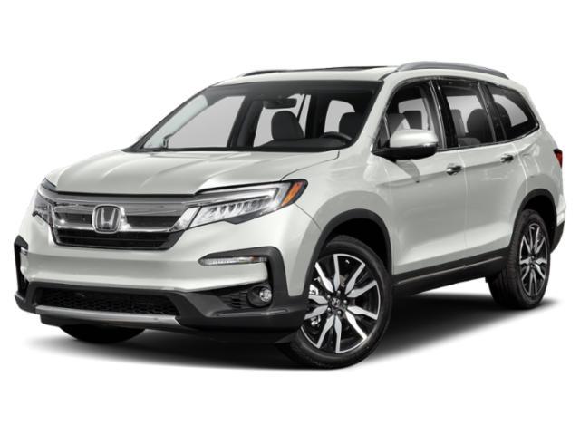 2021 Honda Pilot Touring 8-Passenger AWD