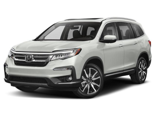 2021 Honda Pilot Elite