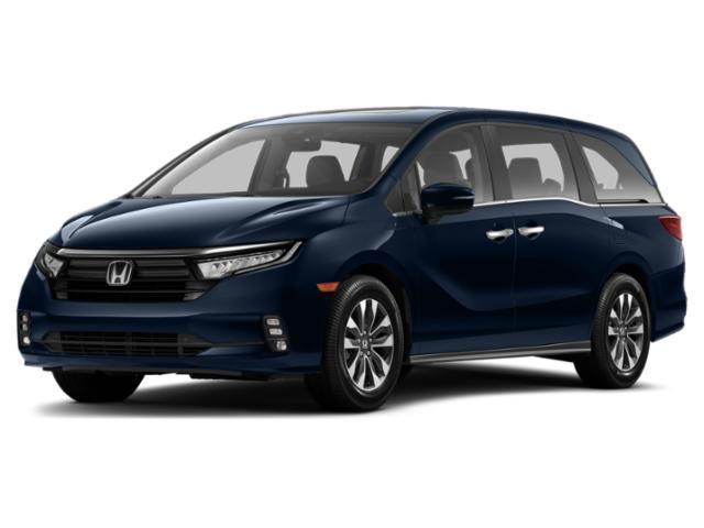 2021 Honda Odyssey EX-L Automatic