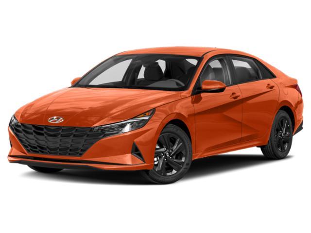 2021 Hyundai ELANTRA SEDAN PREFERRED 2.0L IVT SUN & TECH PKG (PREM PAINT)