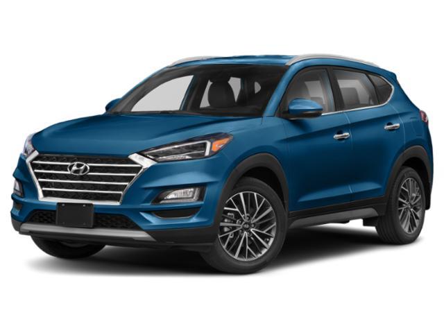 2021 Hyundai TUCSON 2.4L AWD LUXURY AUTO (PREM PAINT)