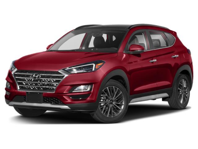2021 Hyundai TUCSON 2.4L AWD ULTIMATE AUTO (PREM PAINT)